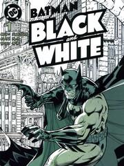 蝙蝠侠-黑白世界